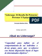 Liderazgo Clase 1 2016