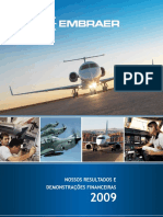 EMBRAER 2009 Financial Statements