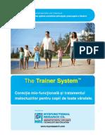 Brosura Trainer System