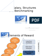 Base Salary, Benchmarking and Grading Structures111111111111111.ppt