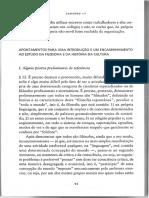 Gramsci - Apontamentos - Estudo Filosofia