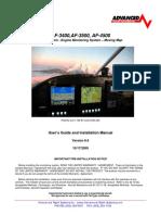 AF-3400-3500-4500 Inst. y User Manual