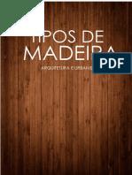 Madeira Beneficiada e Laminada