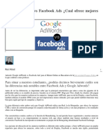 CCNI ANEXO Google AdWords vs Facebook Ads