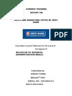 HDFC Bank_Marketing Shreya Tomar (1)
