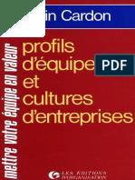 Profils d Equipes