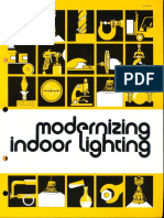 GE Lighting Systems Modernizing Indoor Lighting Brochure 2-83