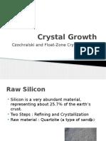 CZ and FZ Growth