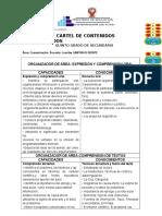 CARTEL DE CONTENIDOS DIVERSIFICADOS- 5to.docx