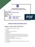 Dcho. Internacional Público (Abog)