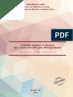 Cartilha Cuidado Integral 01 2016 PDF 32360