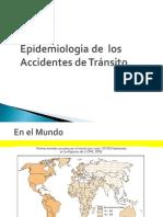 Accidentes de transito - salud publica