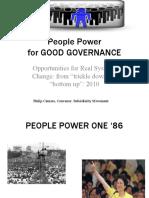 Pinoy Power LGC Presentation 2010 Ver 2