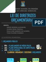 LDO - seminário (PDF)