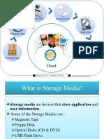 Evolution of Storage Media