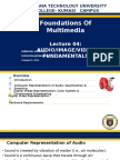 Foundations of Multimedia