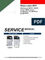 SVC Manual M53x0 M4370 Eng
