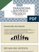 El Paradigma Científico Técnico