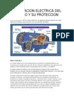 Instalacion Electrica Del Torno y Su Proteccion