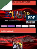 La Deuda externa del Ecuador
