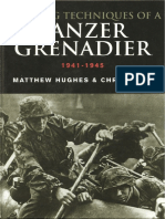 Fighting Techniques of a Panzer Grenadier 1941-1945