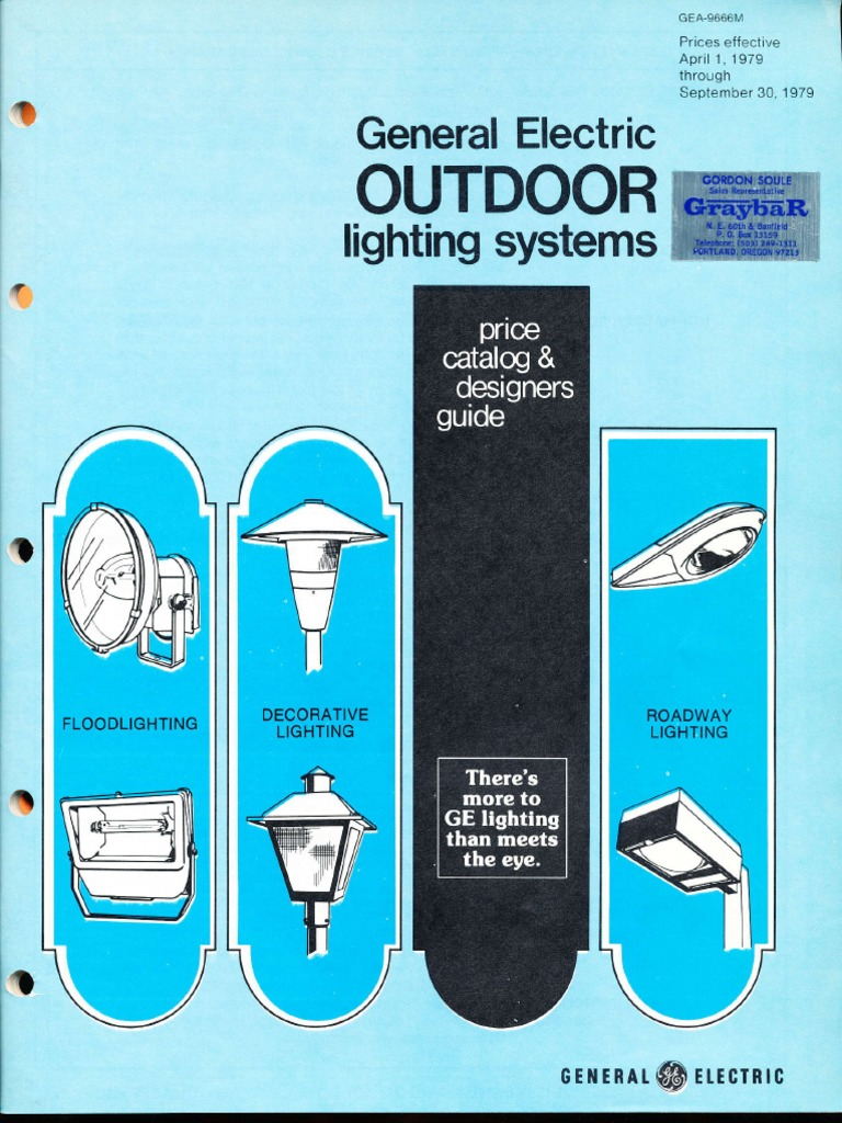 Ge lighting systems price book outdoor designers guide 4 79 9 ge lighting systems price book outdoor designers guide 4 79 9 79 nature aloadofball