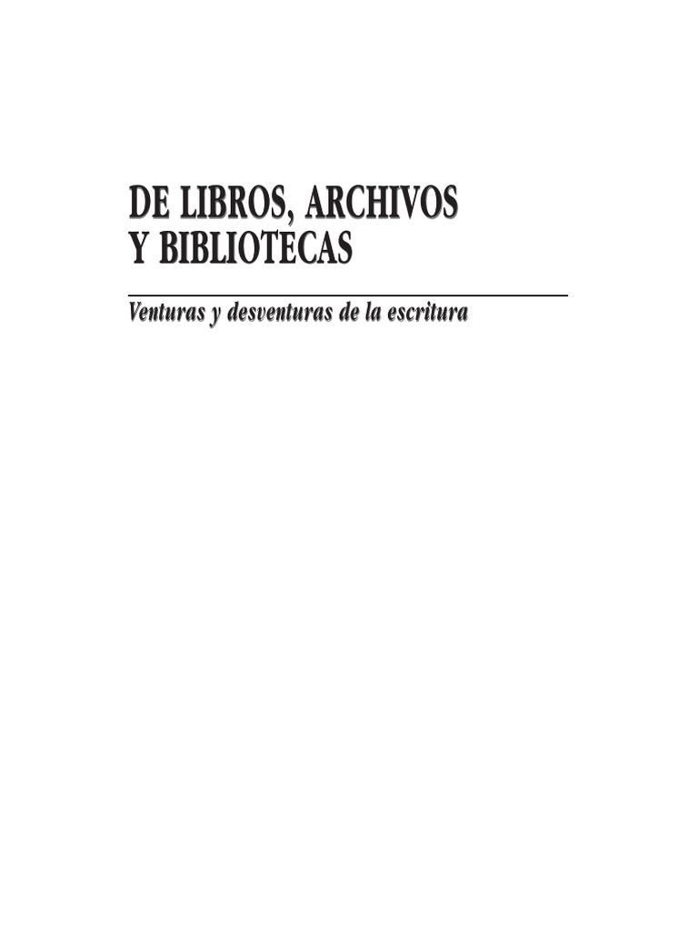 VENTURAS Y AVENTURAS DE LA ESCRITURA_Tallafigo.pdf