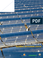 Solar Thermal Electricity Global Outlook 2016