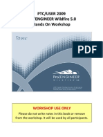 ProENGINEERWildFire5.0HandsonWorkshop