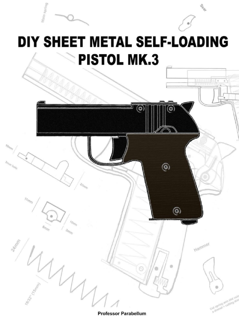 1512733221?v=1 mk 3 diy sheet metal self loading pistol (professor parabellum Custom Sheet Metal Box at fashall.co
