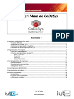 CoDeSys Grafcet Prise en Main