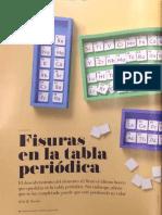 Fisuras en La Tabla Periódica-Agosto2013