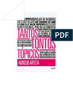 Arteta Aurelio - Tantos Tontos Topicos