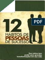 12 Hábitos de PESSOAS de Sucesso
