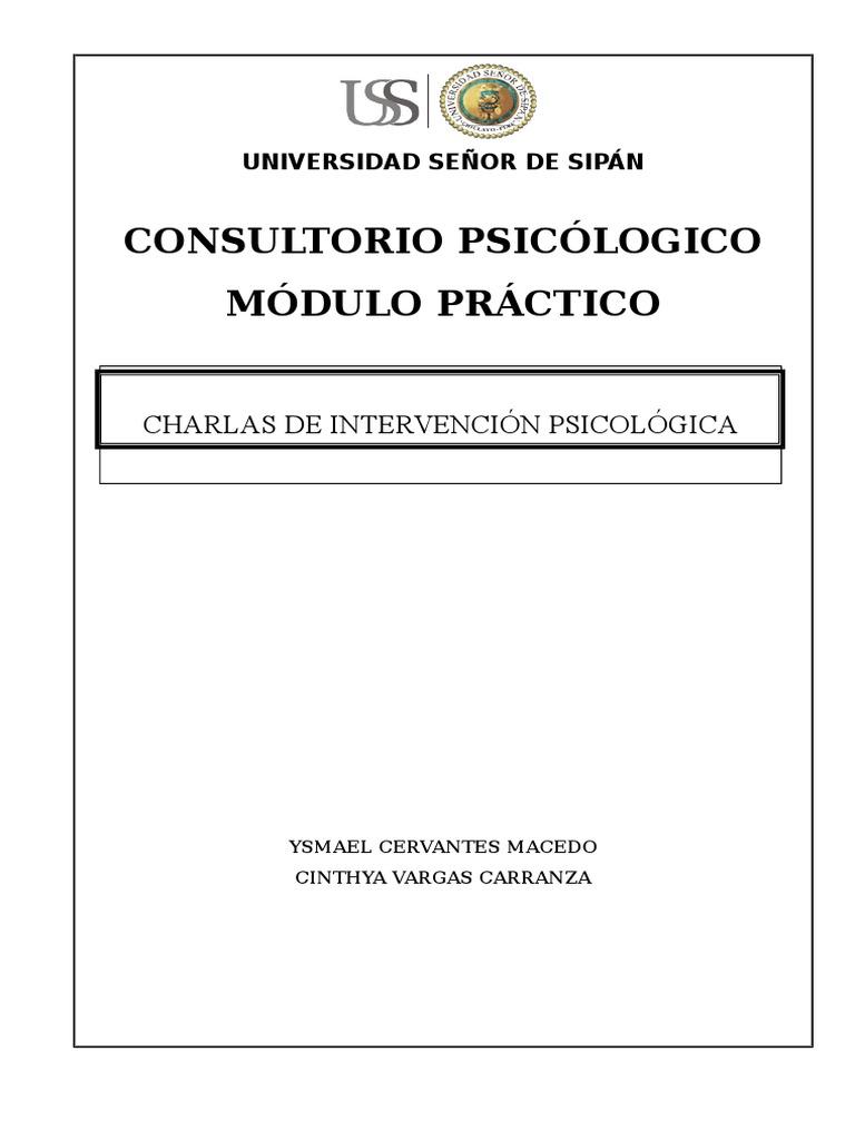 talleres psicológicos