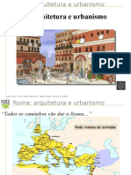 Roma Arquitectura Urbanismo