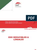 Edo Reduc Lineales