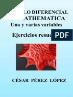 Calculo Diff Con Mathematica