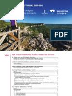 Plan Estrategico Turismo 2015 2019