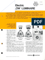 GE Lighting Systems Duraglow Series Spec Sheet 4-82