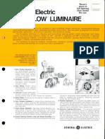 GE Lighting Systems Duraglow Series Spec Sheet 10-77