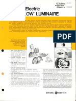 GE Lighting Systems Duraglow Series Spec Sheet 12-76