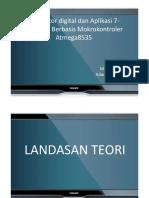 LCD + 7 segment