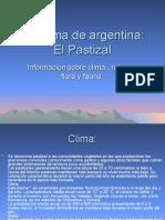 El Bioma de Argentina
