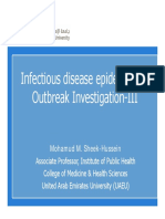 12- Infection Disease Epidemiology