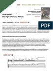 - Slide Guitar Method Of Duane Allman - Fender Players Club.pdf