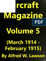 Aircraft Magazine, Volume 5 (March 1914 - February 1915)