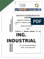 Producto 1 Sistemas de Prod Tradicionales en Orizaba