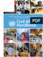 Civil Affairs Handbook