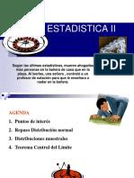 Distribuciones Muestrales - Muestreo Estadística